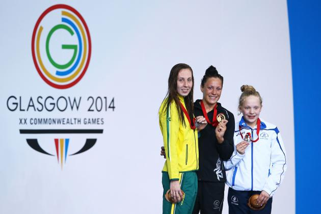 Commonwealth Games 2014: Day 4 Results, Updated Medal Table and Glasgow Schedule