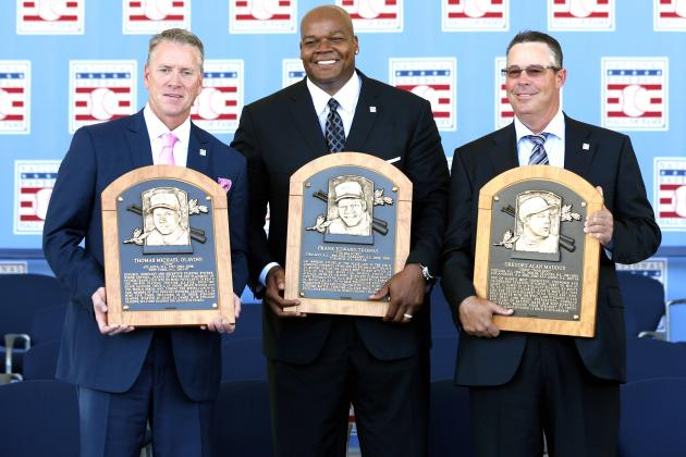 Baseball Hall of Fame Induction Ceremony 2014: Speech Highlights and Recap
