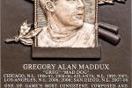 Whoops; Grammatical Error on Maddux's HOF Plaque