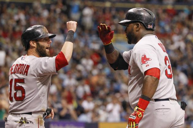 Ortiz's Homer Snaps Rays' 9-Game Winning Streak