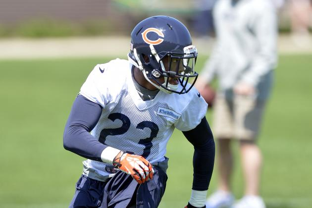 Bears Camp Report: Day 3