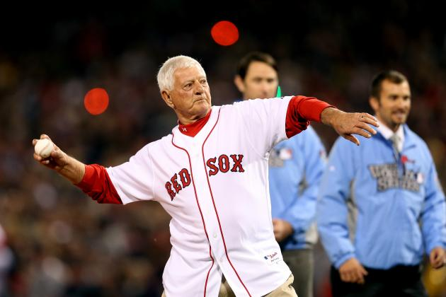 Yaz: Ortiz Is Second-Greatest Red Sox Hitter