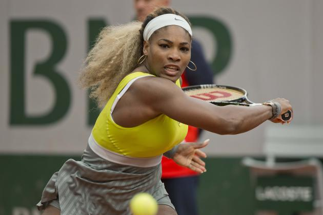 Early Predicitons for Serena Williams' Return at Bank of the West Classic 2014