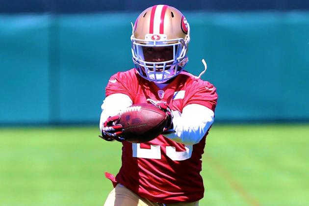 LaMichael James Injury: Updates on 49ers RB's Elbow and Return