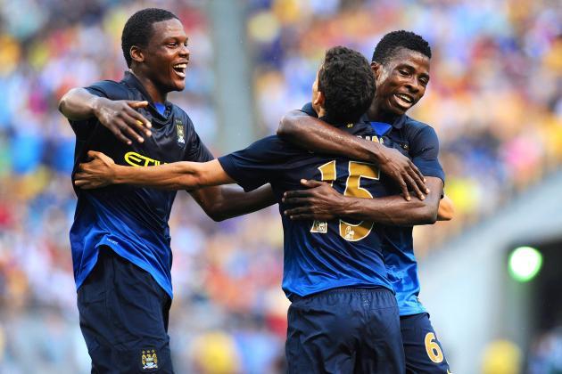 AC Milan vs. Manchester City: ICC 2014 Score, Grades, Post-Match Reaction