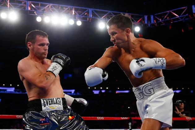 Is Gennady Golovkin on His Way to Becoming an All-Time Great?