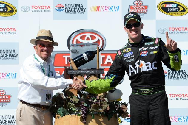 What Did Roush Racing Have to Gain by Announcing Carl Edwards' Departure Now?