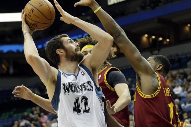 NBA Rumors: Timberwolves Must Broker Kevin Love Trade with Cavaliers