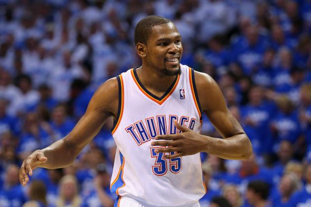 Should OKC Thunder Worry About Growing 'Kevin Durant Will Leave' Speculation?