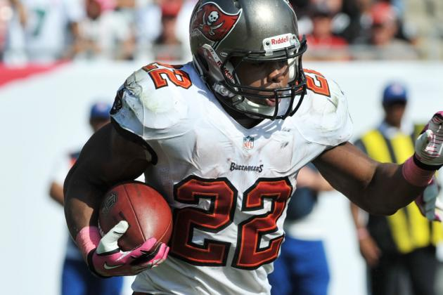 Doug Martin Talks Shoulder Rehab and Fewer Touches
