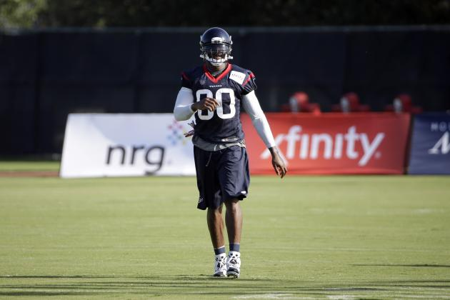 Andre Johnson Has Returned, but What Does It Change?