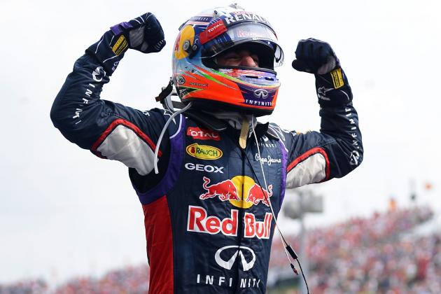 What Does Daniel Ricciardo's Hungarian GP Win Tell Us About Red Bull's New Star?