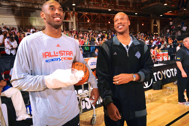 Reunion Between Kobe Bryant, Byron Scott May Be Exactly What Both Men Need