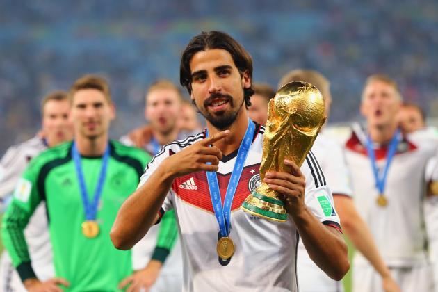 Should Arsenal Sign Sami Khedira or Tolgay Arslan?