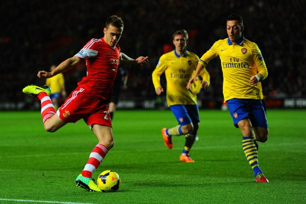 Calum Chambers Transfer Rumours: Latest News and Speculation on Southampton Star
