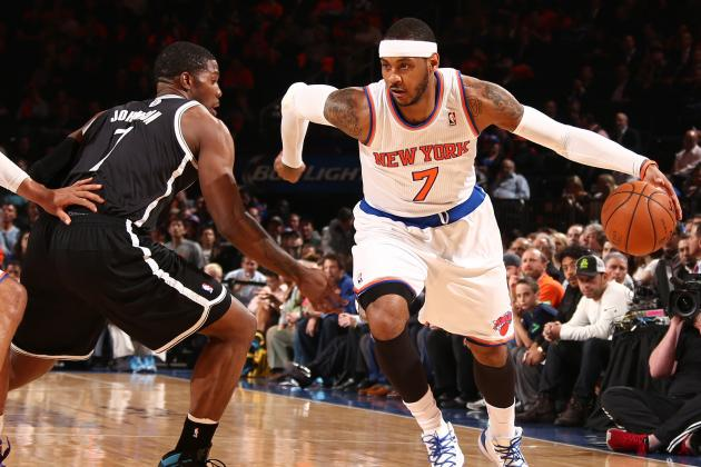 Are NY Knicks or Brooklyn Nets Better Playoff Locks for Next Season?