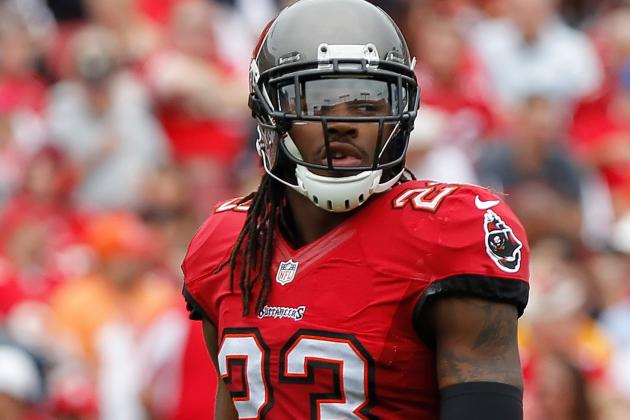 Bucs' Mark Barron Reveals He Had Surgery on His Knee