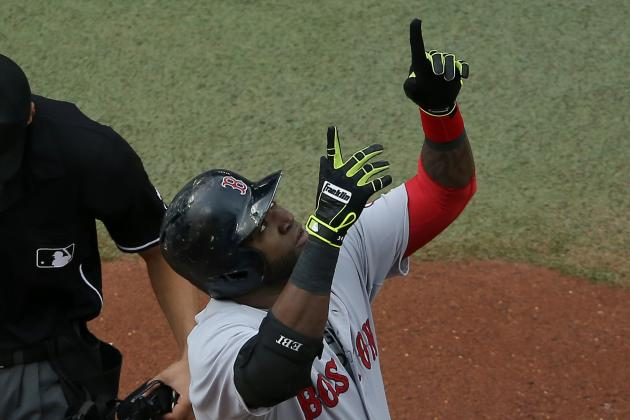 Buckley: No Problem with Ortiz's Showboating