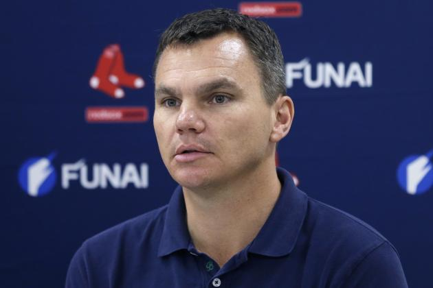 Red Sox May Be Major Movers at Trade Deadline