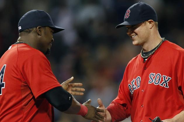 Calling Lester a 'Keeper,' Big Papi Hopes Ace Stays