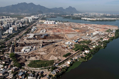 Rio 2016 Olympic Organisers Say They Are on Course to Meet Targets