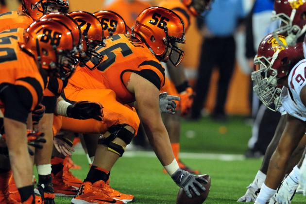 Oregon State's Isaac Seumalo Could Miss First 2 Games