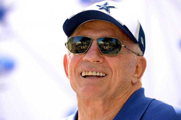 Cowboys Owner Jerry Jones Discusses Passing on Johnny Manziel in 2014 NFL Draft