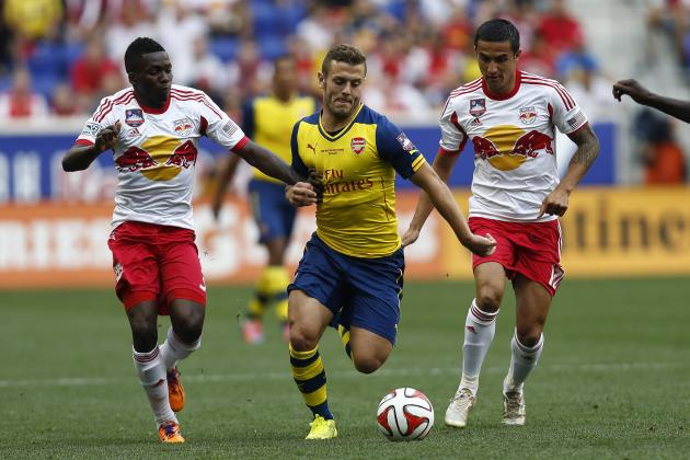 Jack Wilshere: Arsenal Midfielder Faces Defining Season