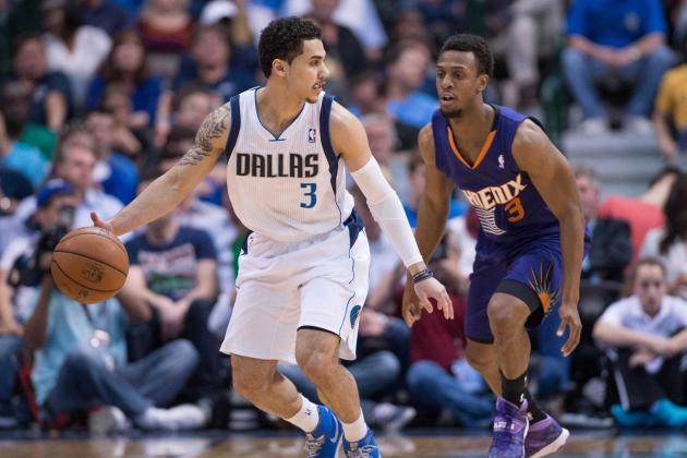 Shane Larkin Is Enjoying 'Fresh Start' with the New York Knicks