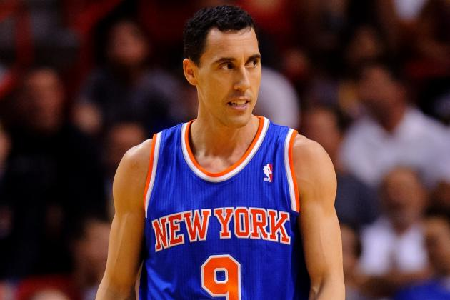 Knicks' Prigioni: 'Completely Sure We Will Play Much Better'