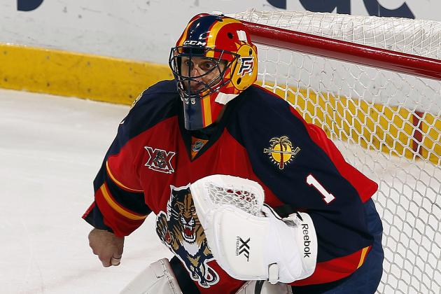 'The Talent Was Always There' in Florida, Says Luongo