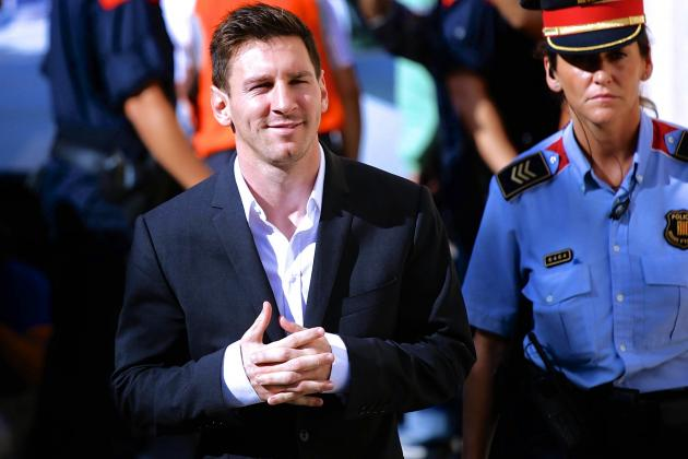 Lionel Messi to Be Prosecuted for Alleged Tax Evasion: Latest Details, Comments