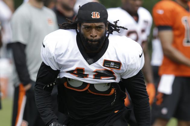 Green-Ellis Gets Boost from Bengals Coach