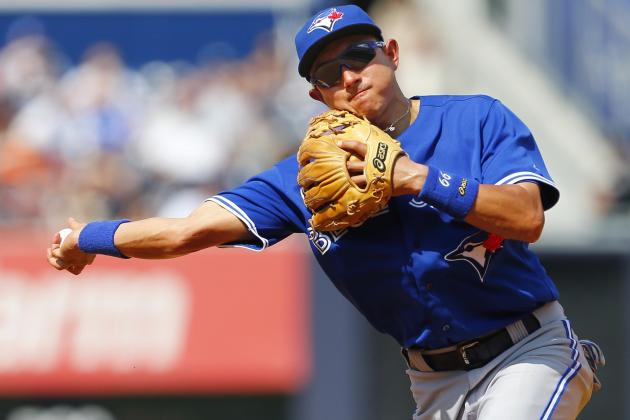 MLB Trade Deadline: Best Middle Infield Options for the Toronto Blue Jays