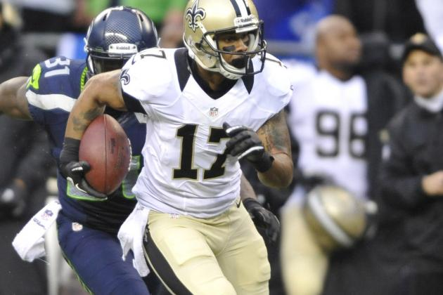 "Meachem, Grubbs Could Be Back ""in the Next Day or So,"" Payton Says"