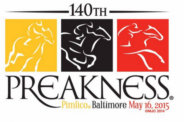 2015 Preakness Logo Unveiled