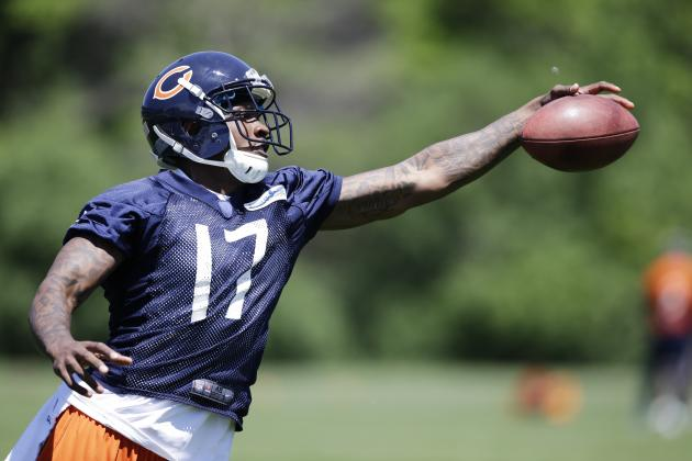 Alshon Jeffery Injury: Updates on Bears WR's Foot and Return