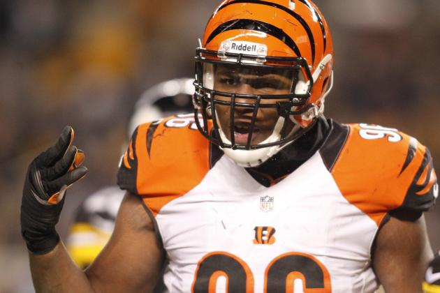 Carlos Dunlap Has Pro Bowl in His Sights