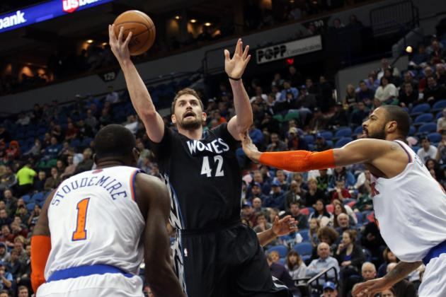 Knicks Rumors: Latest on New York's Pursuit of Kevin Love