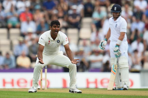 Sloppy India Still Well Placed for Draw at Ageas Bowl Despite Huge England Lead