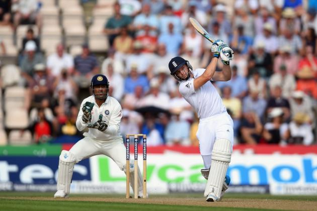 Flat Pitch and Weak Indian Bowling Should Put England's Batting into Perspective