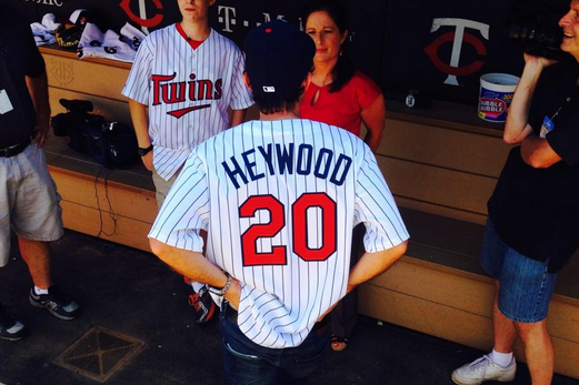 20 Years Later, Star of 'Little Big League' Returns to Minnesota Twins