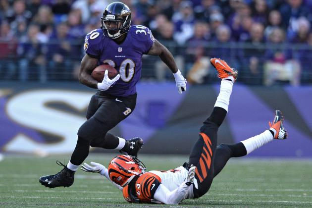 How Bernard Pierce Can Salvage Baltimore's Run Game in Weeks 1 and 2