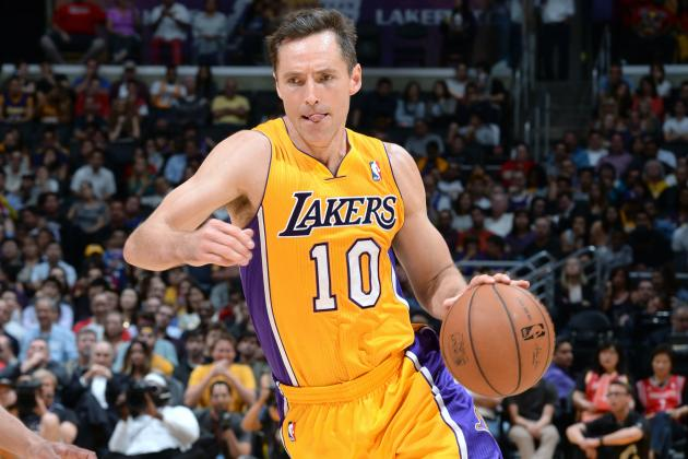 Lakers News: Steve Nash Comments on Potential Retirement After 2014-15 Season
