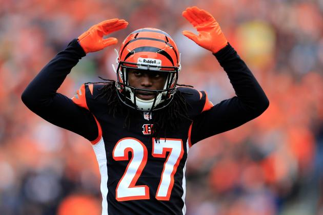 Dre Kirkpatrick, Adam Jones and Robert Geathers Sit Out