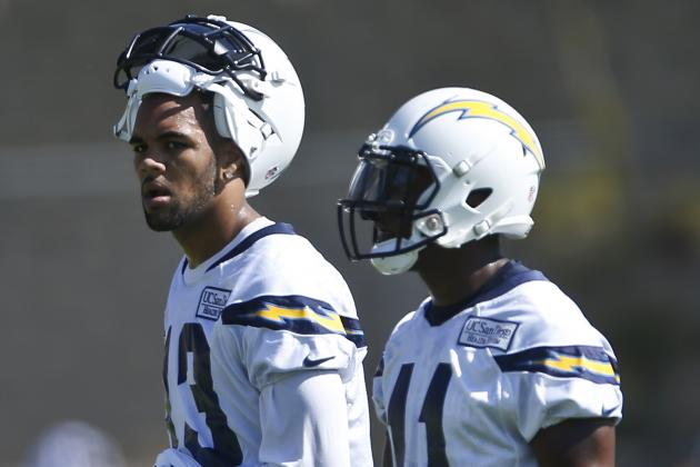 San Diego Chargers' Projected Roster