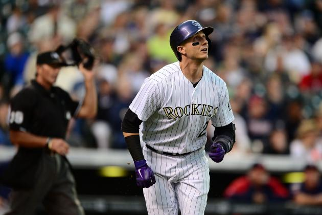 MLB Rumors: Latest Trade Buzz on Troy Tulowitzki, David Price and More