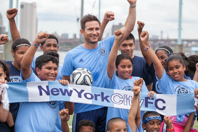 New York City FC's #AskLamps Predictably Invites the Wrong Questions on Twitter