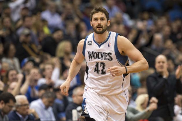 NBA Rumors: Rounding Up Latest Kevin Love Trade Buzz and Free-Agent Developments