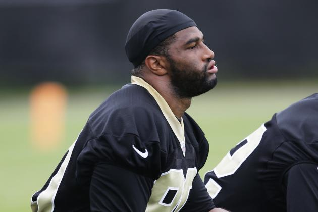 Victor Butler Working to Regain Form for Saints